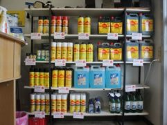 Rustbeskyttelsesprodukter